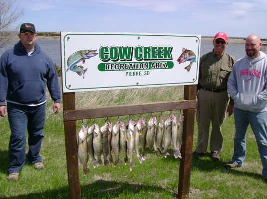 Keith, Dave and Doug Lennard, Atlantic Iowa