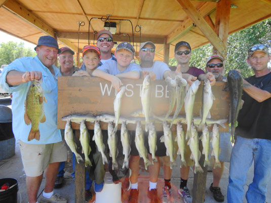 Hutch's Guide Service Fishing Reports